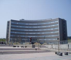 九州大学比文・言文研究教育棟