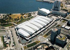 横浜国際平和会議場展示場