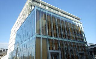 飯塚市新庁舎