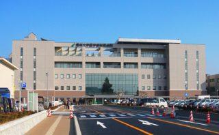国立大学法人信州大学医学部付属病院外来診療棟