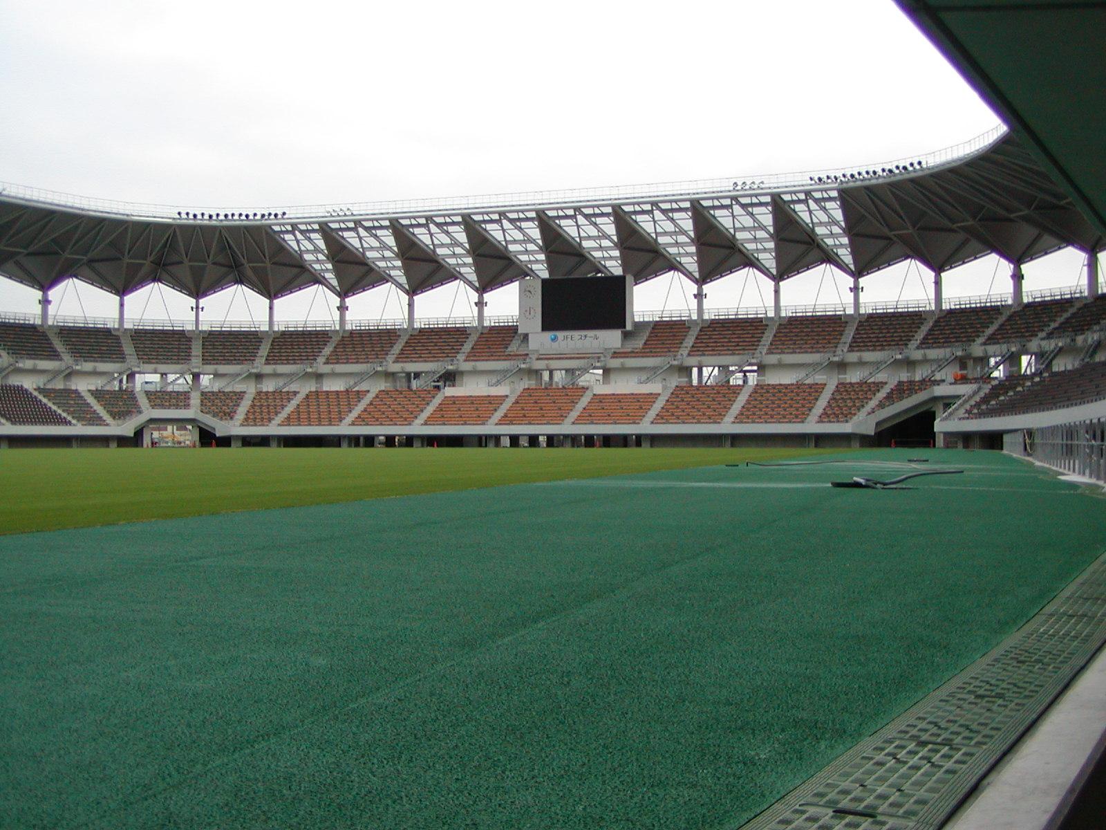 千葉市スポーツ競技場(フクダ電子アリーナ)