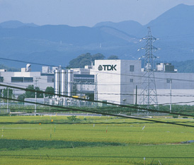 TDK(株)三隈川工場