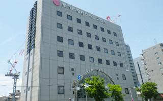横浜市福祉サービス協会本部ビル外壁及び屋上防水等改修