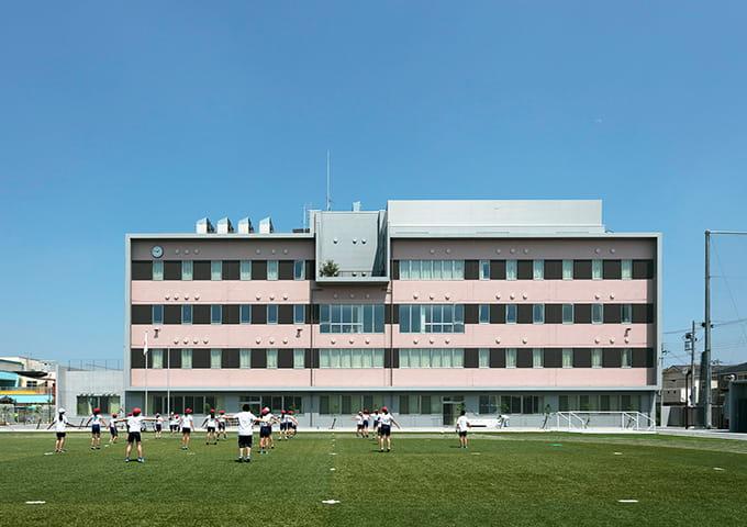 守口市寺方南小学校